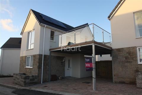 2 bedroom semi-detached house to rent - Vixen Way Plymouth PL2