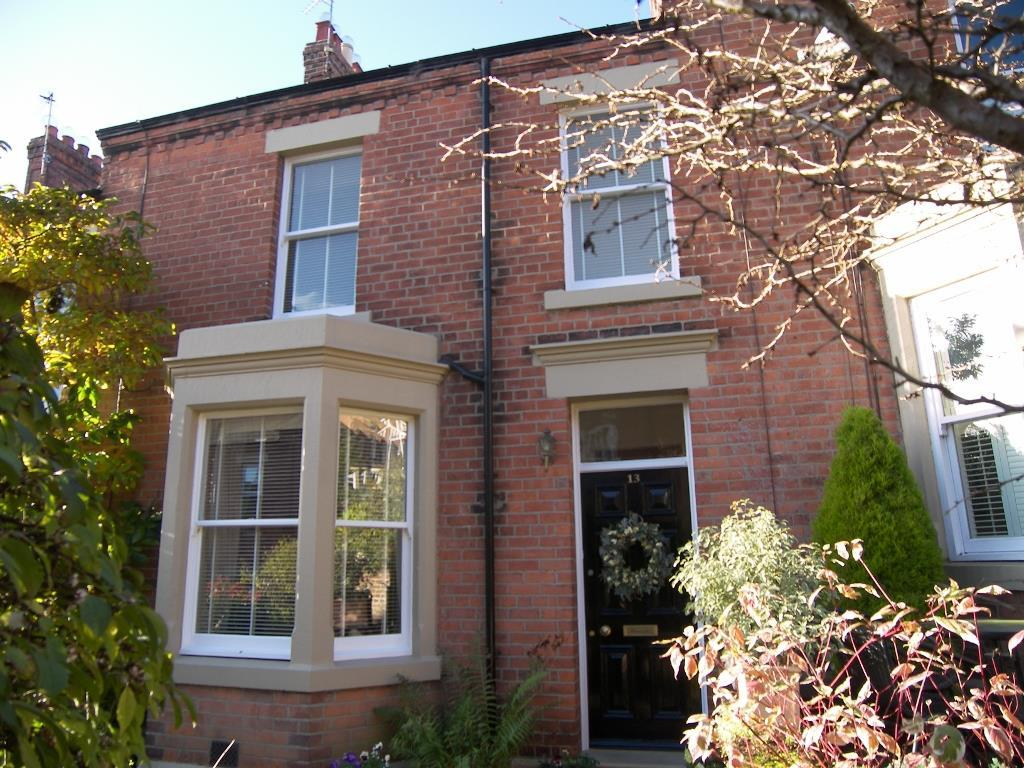 3 Bedrooms Terraced House for sale in Northbourne Avenue, Morpeth