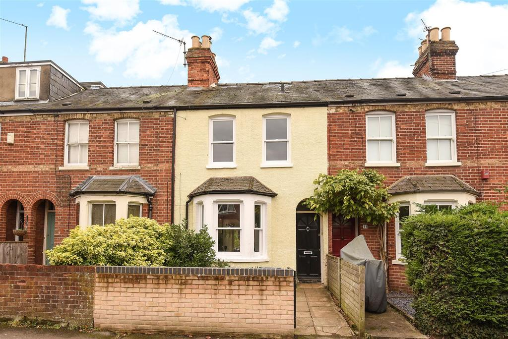 3 Bedrooms Terraced House for sale in Crescent Road, Temple Cowley