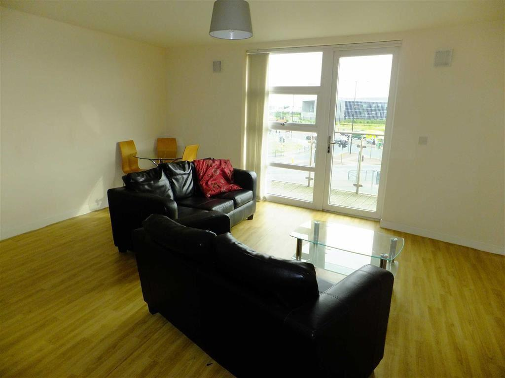 2 Bedrooms Flat for rent in 1 Turing Court, Beswick