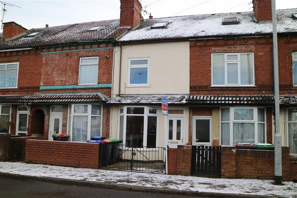 3 Bedrooms Terraced House for sale in Dalestorth Street, Sutton In Ashfield, Notts, NG17