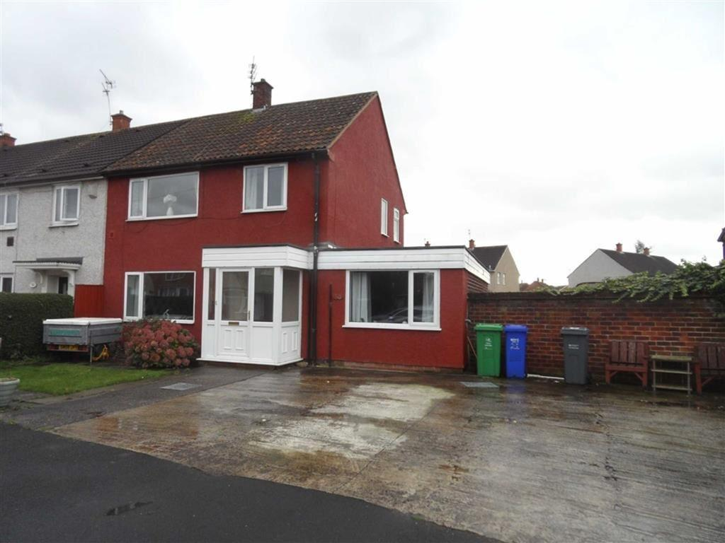 4 Bedrooms End Of Terrace House for sale in Staithes Road, Woodhouse Park