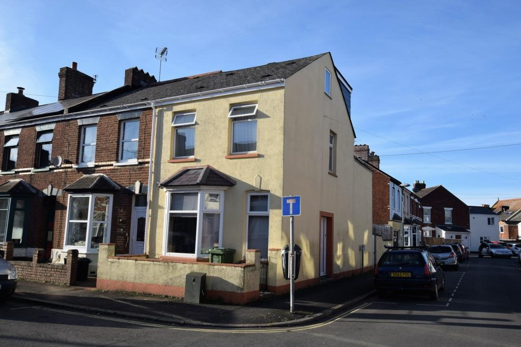 3 Bedrooms House for sale in Oakfield Road, St.Thomas, EX4