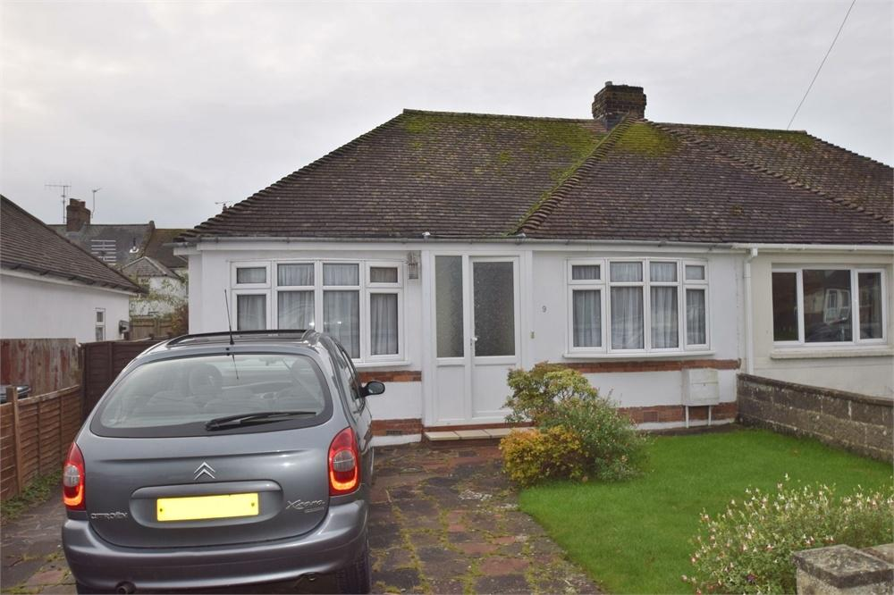 2 Bedrooms Semi Detached Bungalow for sale in Southern Avenue, Polegate, East Sussex
