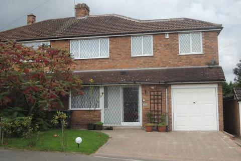 3 bedroom semi-detached house to rent - Cherrywood Road, Streetly, Sutton Coldfield, B74 3RT