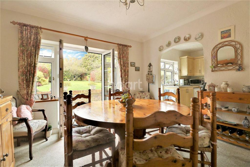 2 Bedrooms Bungalow for sale in Cherrycot Rise, Orpington