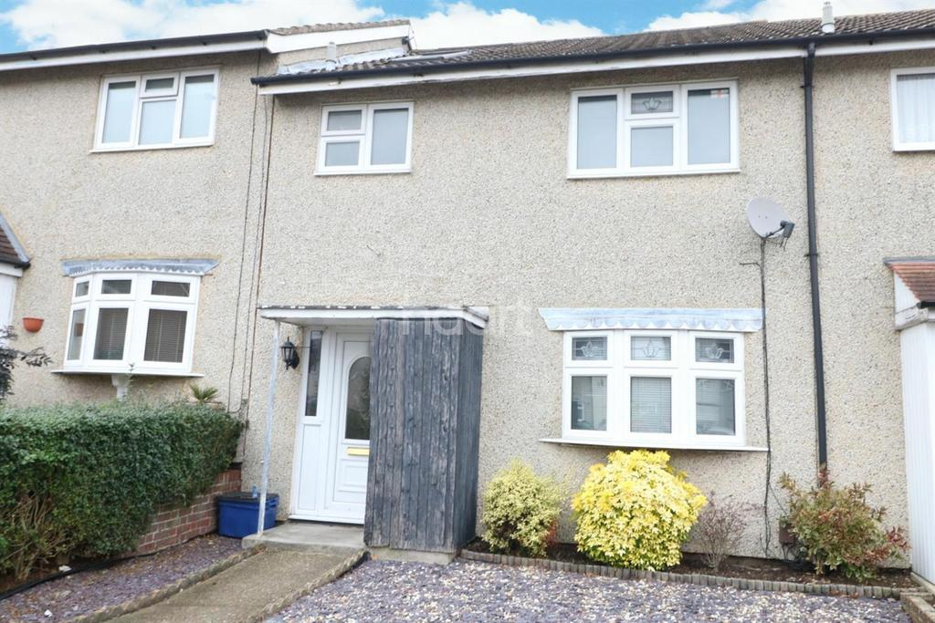 3 Bedrooms Terraced House for sale in Church End, Harlow