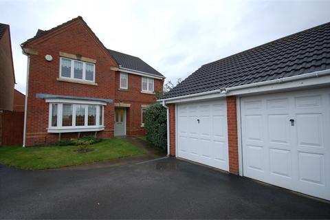 4 bedroom detached house for sale - Horsey Mere Gardens, Sutton Heath, ST HELENS, Merseyside