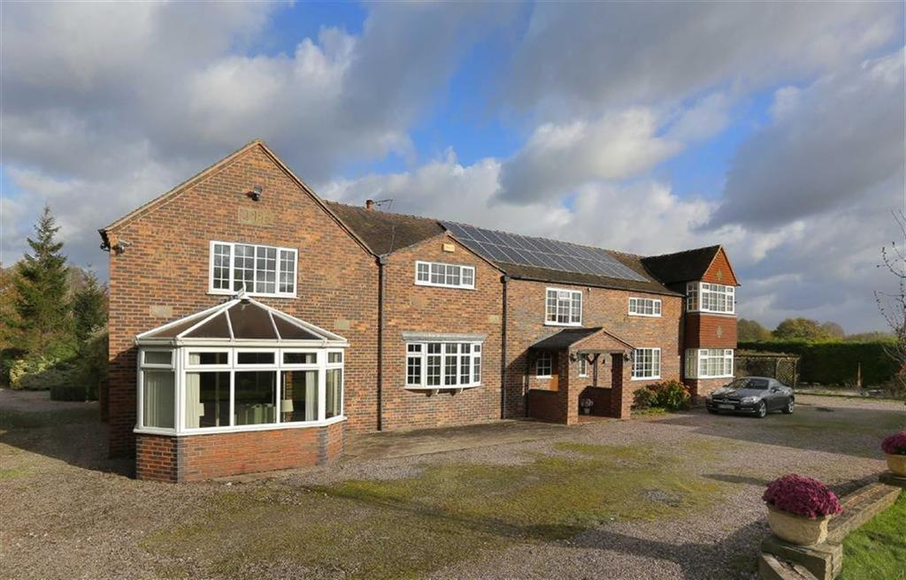 9 Bedrooms Detached House for sale in Newcastle Road, Stapeley Nantwich, Cheshire
