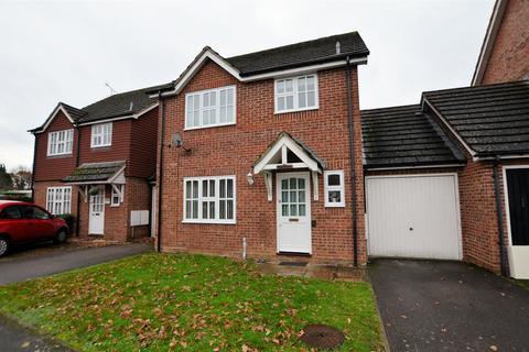 3 bedroom link detached house for sale - Lambourne Close, Tilehurst, Reading