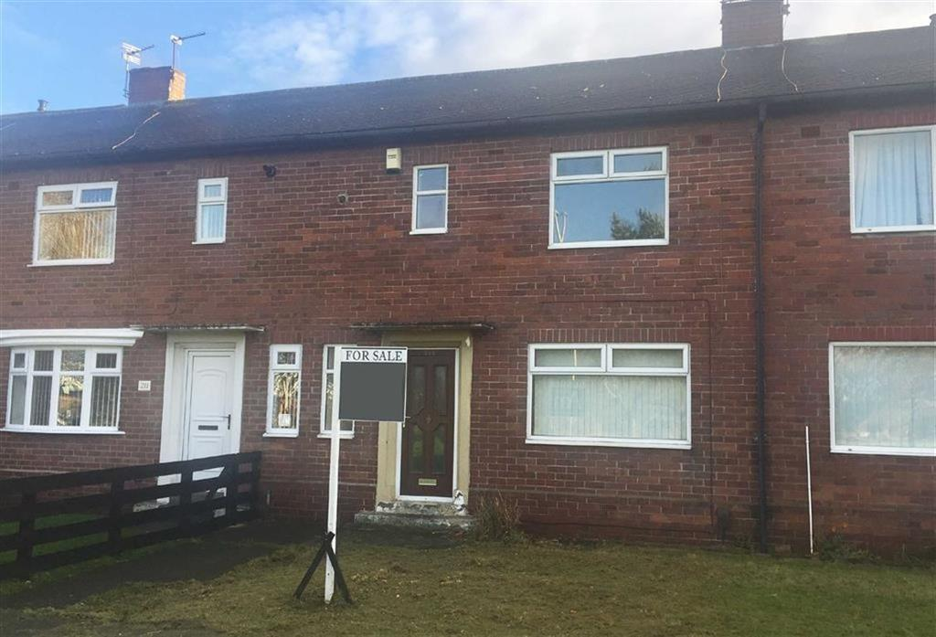 2 Bedrooms Terraced House for sale in Newcastle Road, South Shields