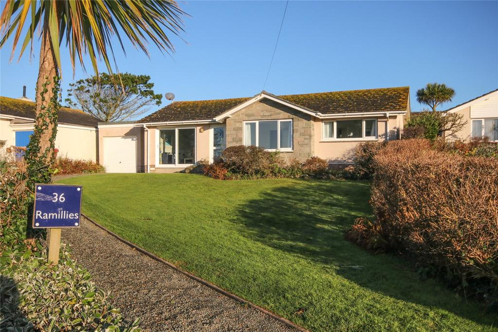 3 Bedrooms Detached Bungalow for sale in Weymouth Park, Hope Cove, Kingsbridge, TQ7
