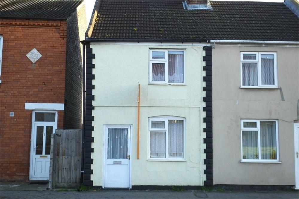 2 Bedrooms End Of Terrace House for sale in Tattershall Road, Boston, Lincolnshire