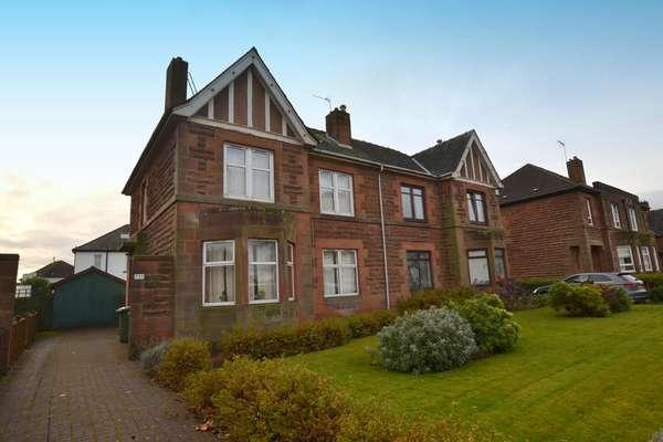3 Bedrooms Semi-detached Villa House for sale in 733 Anniesland Road, Scotstounhill, Glasgow, G14 0XY