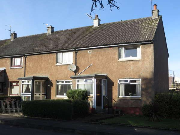 2 Bedrooms End Of Terrace House for sale in 92 Anderson Drive, Denny, FK6 5DZ