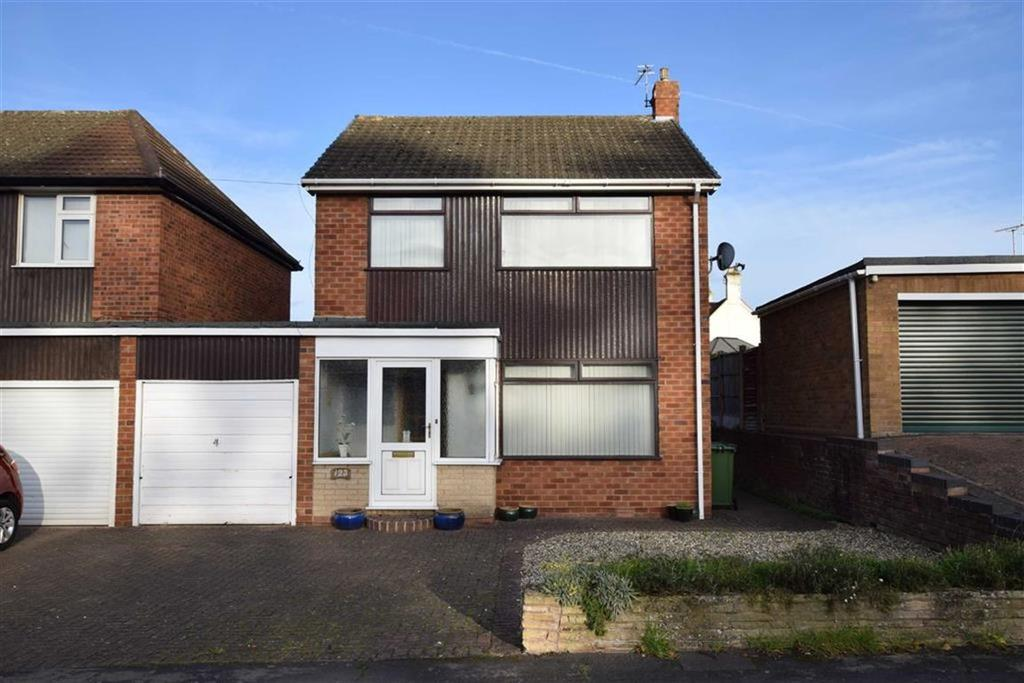 3 Bedrooms Link Detached House for sale in Crestwood Avenue, Kidderminster, Worcestershire