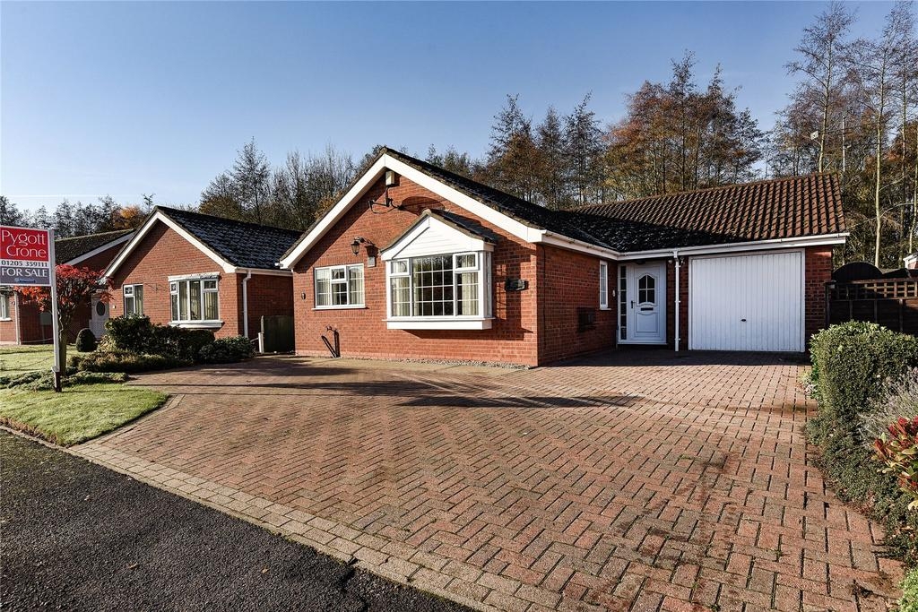3 Bedrooms Detached Bungalow for sale in Fairfax Close, Boston, PE21