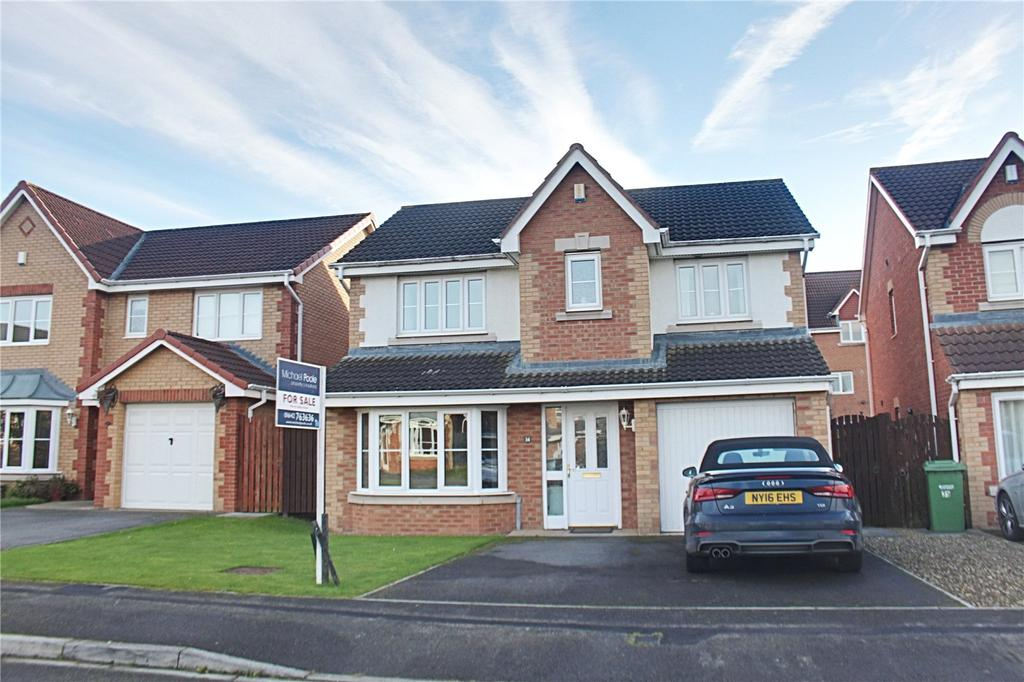 4 Bedrooms House for sale in Bowood Close, Ingleby Barwick