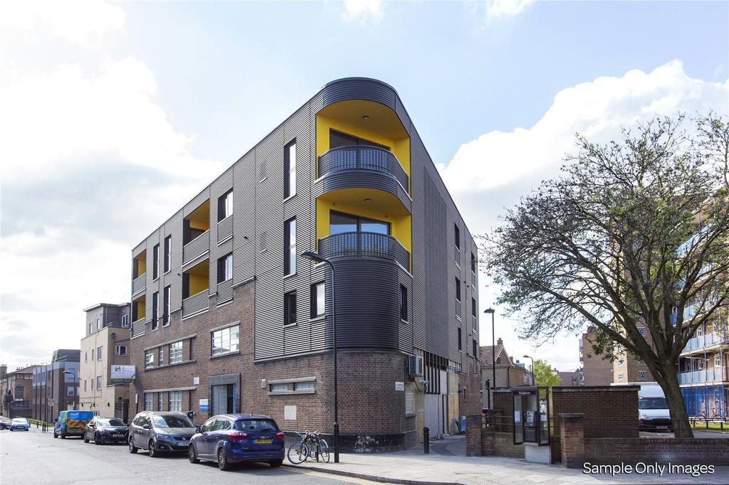 2 Bedrooms Flat for sale in Zinc House, 28 Elsdale Street, London, E9