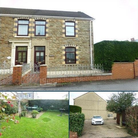 3 bedroom semi-detached house for sale - Union Street, Ammanford, Carmarthenshire.