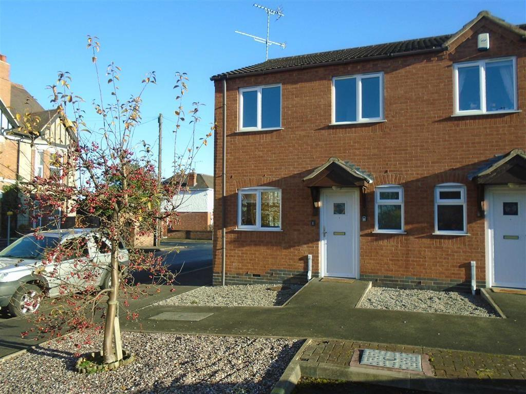 3 Bedrooms Semi Detached House for sale in Cottage Close, Nuneaton, Warwickshire, CV11