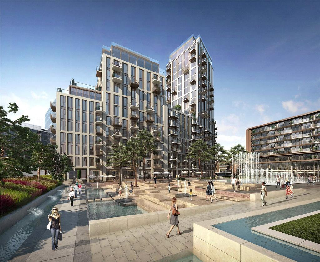 3 Bedrooms Apartment Flat for sale in Emery Wharf, London Dock, Wapping, E1W