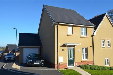 3 bedroom semi-detached house for sale - Clover Drive, Dawlish