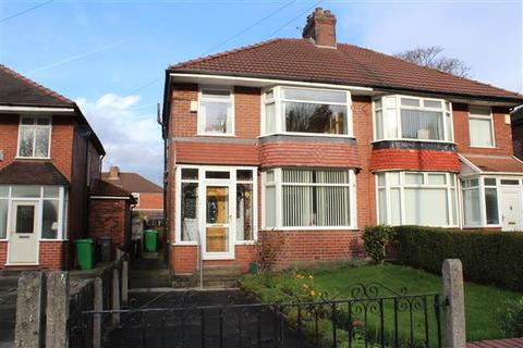 3 bedroom semi-detached house for sale - Victoria Avenue East, Manchester
