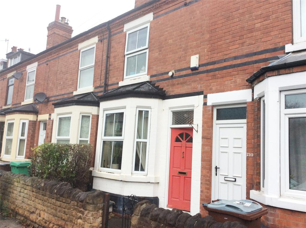 2 Bedrooms Terraced House for rent in Haydn Road, Nottingham, Nottinghamshire, NG5