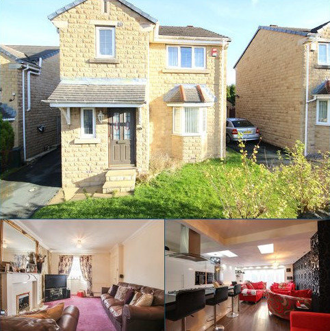 3 bedroom detached house for sale - Hollybank Road, Bradford, West Yorkshire, BD7