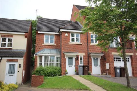 3 bedroom end of terrace house to rent - Middlewood Close, Solihull, West Midlands, B91