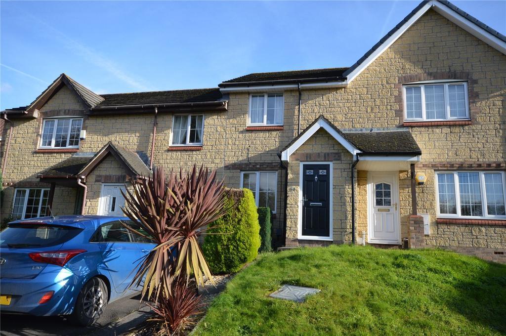2 Bedrooms Terraced House for sale in Acorn Grove, Pontprennau, Cardiff, CF23