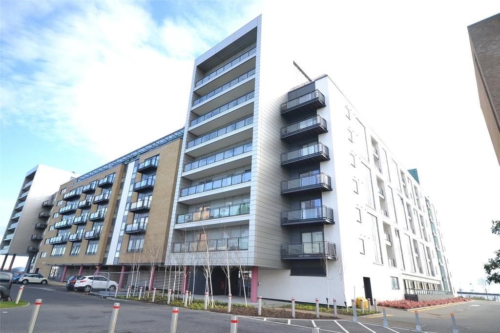 2 Bedrooms Apartment Flat for sale in Davaar House, Cardiff Bay, Cardiff, CF11