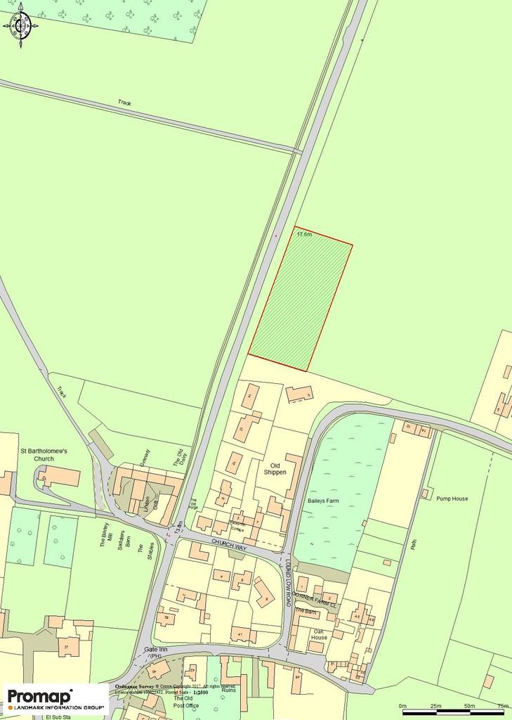Land Commercial for sale in Mattersey Road, Sutton, Retford