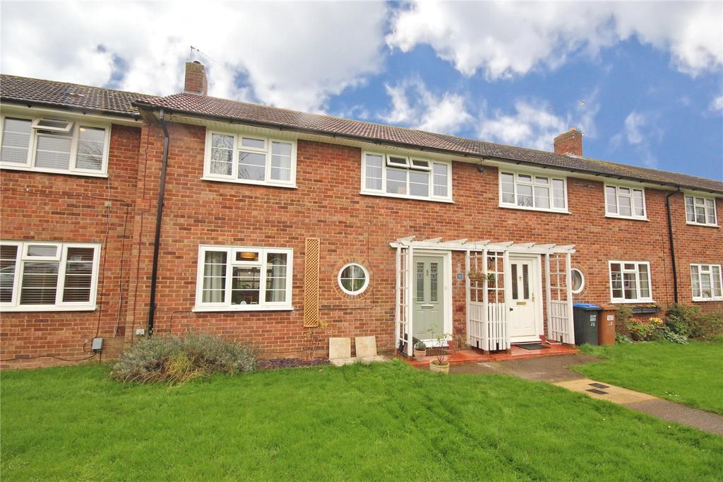 3 Bedrooms Terraced House for sale in Caponfield, Welwyn Garden City, Hertfordshire