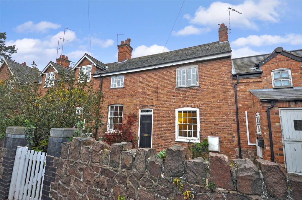 4 Bedrooms Terraced House for sale in Meynell Road, Quorn, Loughborough