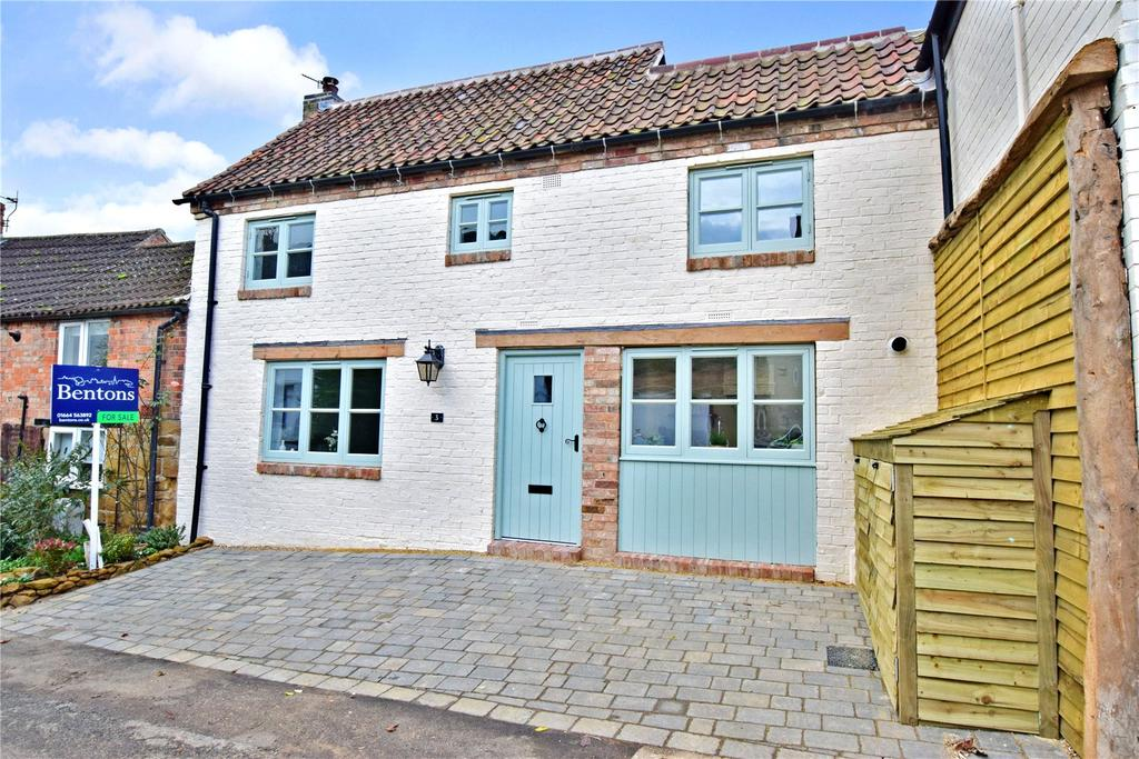 2 Bedrooms Cottage House for sale in Church Lane, Ab Kettleby, Melton Mowbray