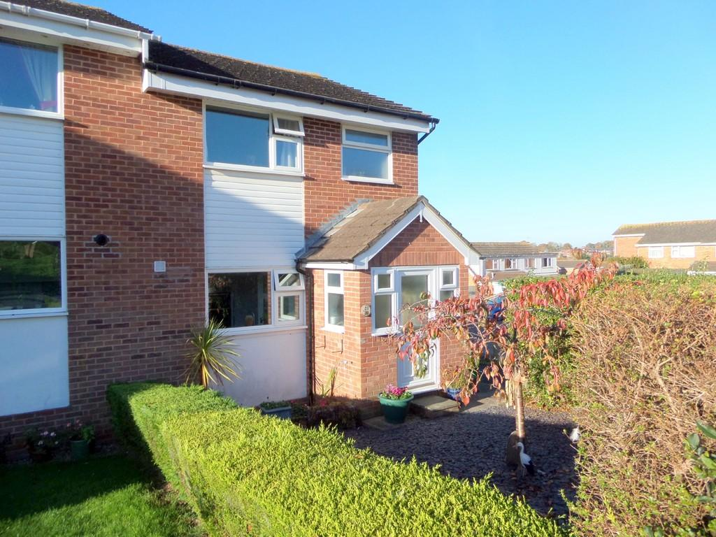 3 Bedrooms Semi Detached House for sale in Cedar Close, Exmouth