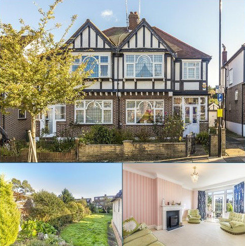 3 bedroom semi-detached house for sale - Clarendon Road, London, W5