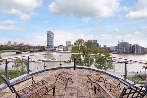 3 bedroom penthouse for sale - Dolphin House, Imperial Wharf, Fulham, London, SW6