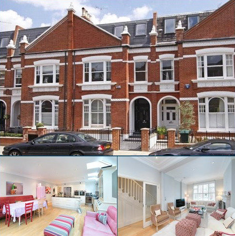 6 bedroom terraced house for sale - Quarrendon Street, Peterborough Estate, Fulham, London, SW6