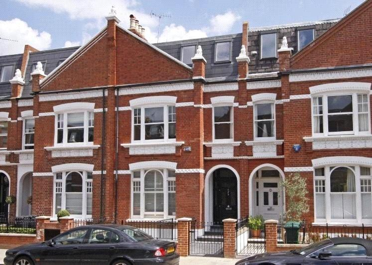 6 Bedrooms Terraced House for sale in Quarrendon Street, Peterborough Estate, Fulham, London, SW6