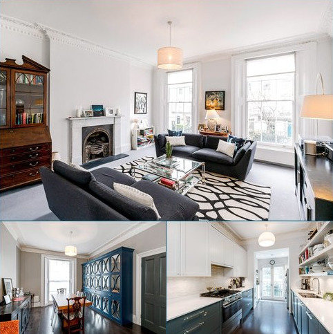 4 bedroom terraced house for sale - Chepstow Road, London, W2