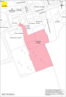 Land for sale - Building Plots, Church Lane, Sudbrooke, Lincoln, LN2