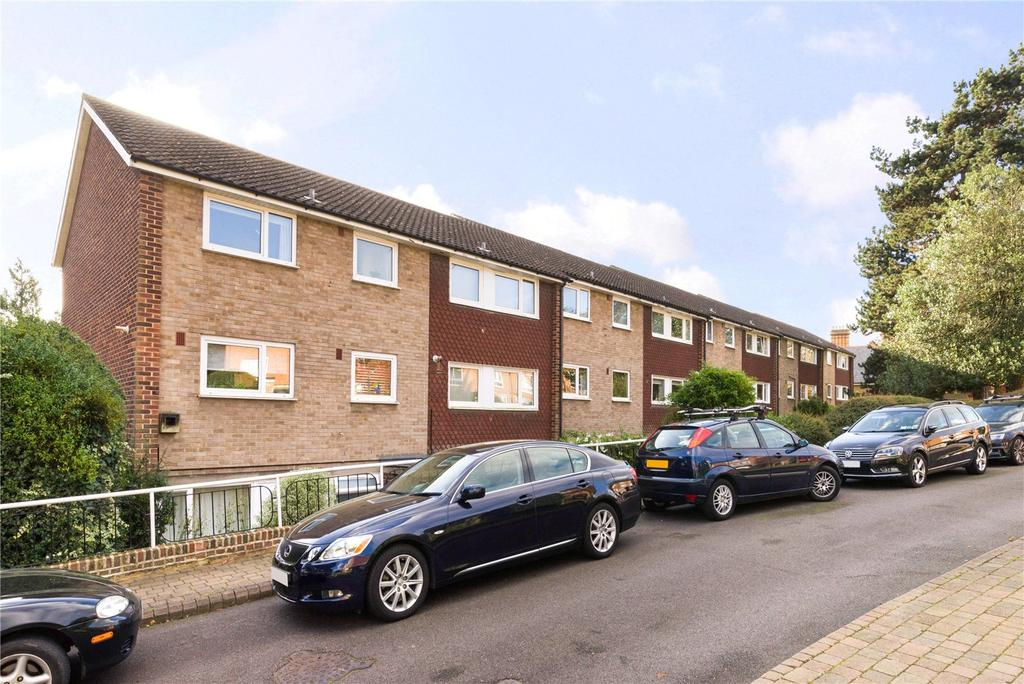 3 Bedrooms Flat for sale in Oakhill Court, Edge Hill, Wimbledon Village, SW19