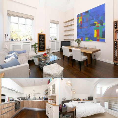 2 bedroom flat to rent - Ecclesbourne Apartments, 64 Ecclesbourne Road, London, N1