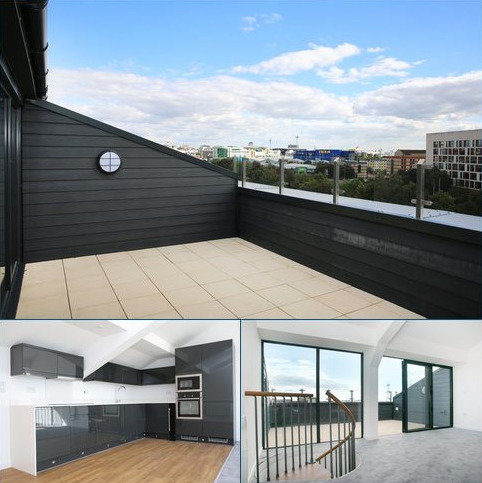 2 bedroom penthouse for sale - Southbrook Rise, 4 Millbrook Road East, Southampton, Hampshire, SO15