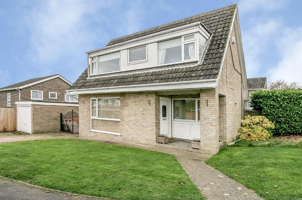 3 Bedrooms Detached House for sale in Higher Green Close, Newton Flotman