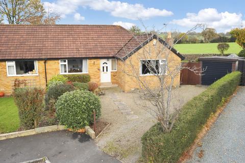 2 bedroom semi-detached bungalow for sale - Hollins Close, Hampsthwaite