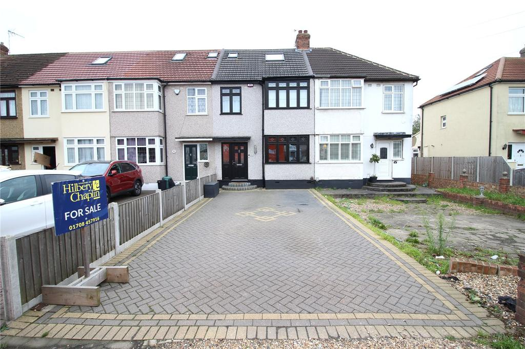 4 Bedrooms Terraced House for sale in Southend Arterial Road, Hornchurch, RM11
